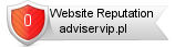 Rating for adviservip.pl