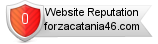Rating for forzacatania46.com