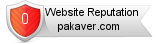 Rating for pakaver.com