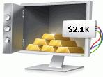 Estimated worth website
